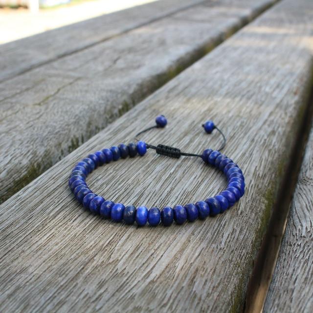 4*6mm Amazonite Bead Bracelet 3
