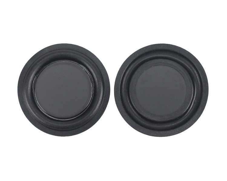 40MM Woofer Bass Radiator Passive Speaker Radiator 45mm 50mm 62mm Vibration Plate Soft Rubber Good Quality On Sale 2PCS