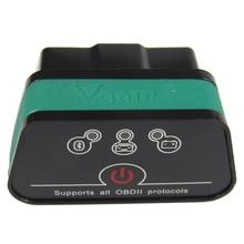 Vgate iCar2 Elm327 Bluetooth OBD2 adaptador iCar 2 Elm 327 herramientas de diagnóstico de coche escáner para Android Obd 2 escáner lector de código de coche
