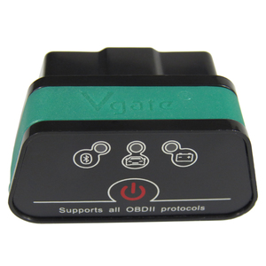Image 1 - Vgate iCar2 Elm327 Bluetooth OBD2 מתאם iCar 2 Elm 327 רכב אבחון כלים סורק עבור אנדרואיד Obd 2 אוטומטי קוד קורא סורק