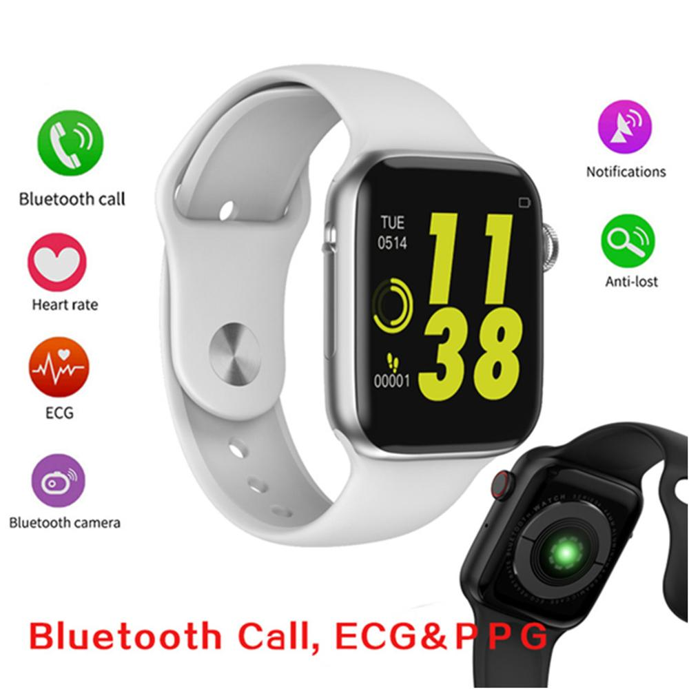 696 IWO 8 Lite Bluetooth Call Smart Watch ECG Heart Rate Monitor W34 SmartWatch For Xiaomi Android IPhone PK IWO 8 10 Smart Band
