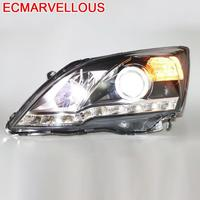 Lamp Accessory Luces Para Auto Daytime Running Led Drl Automobiles Headlights Car Lights Assembly 07 08 09 10 11 FOR Honda CRV