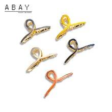 Hairpin Hot-Selling Women Geometry Metal-Plate Temperament Elegant High-Sense Large Wholesale