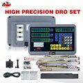 HXX измерительный инструмент инструменты 3-осевая цифровая индикация и 3 шт линейные стеклянные весы 900 мм 5um