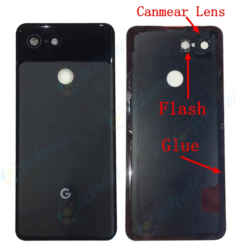 Google Pixel 3 3XL Back Cover Glass