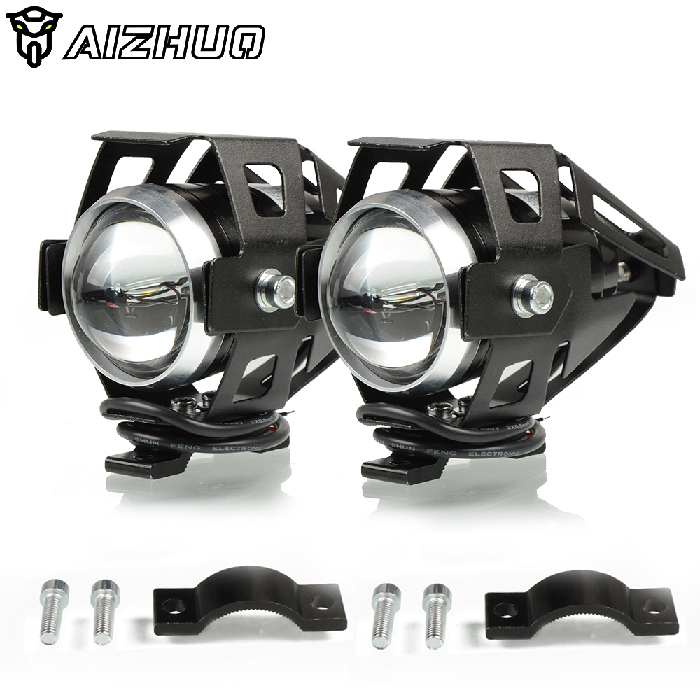 Motorcycle Headlights U5 Headlamp Spotlights Fog Head Light For BMW R1100RT R1100RT R 1100 RT K1600GT GTL R1200RT K1300R K1300 R