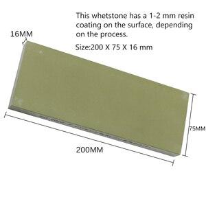 Image 2 - Piedra de afilar japonesa, 1000, 3000, 6000, 12000, grano profesional, resina de diamante, piedra de afilar, afilador de cuchillos, piedra de afilar h2