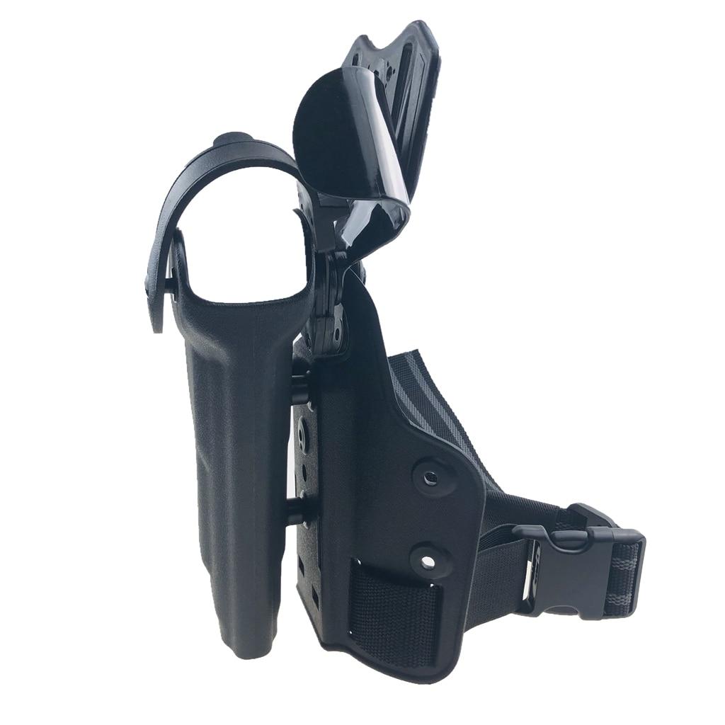 Safariland DFA Drop Flex Adapter schwarz