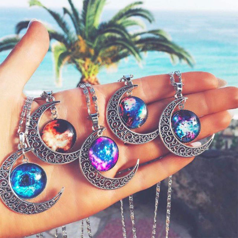 Pendant Necklaces Jewelry BOHEMIA Women Trendy Party-Gift Classic VKME