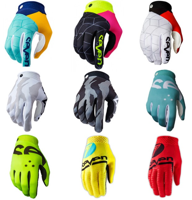 Wholesale New BMX ATV MTB MX Off Road Gloves Motocross Racing Gloves Mountain Bike Gloves Motorcycle Gloves