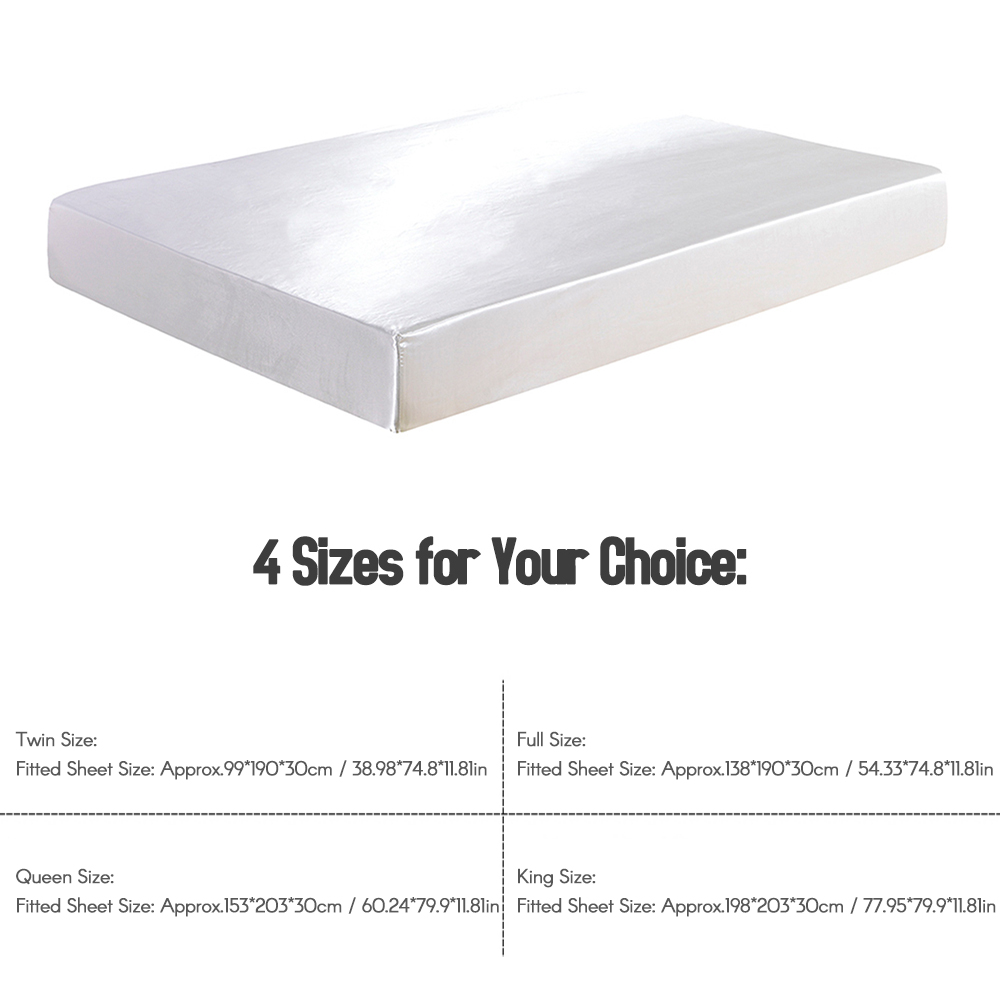 Mattress Cover Mattress Topper Mattress Cover Waterproof For Mattress Protector Bed Hypoallergenic Breathable Encasement