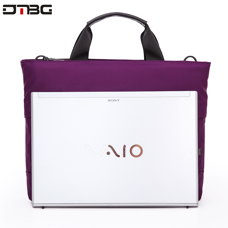 DTBG 15.6 Inches Large Capacity Laptop Handbag For Women Travel Briefcase Business Notebook Bag For 14 15 Inches Laptop