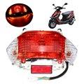 Скутер мопед задний фонарь для китайского 49cc 50cc Gy6  бак  Quinqui  Jonway