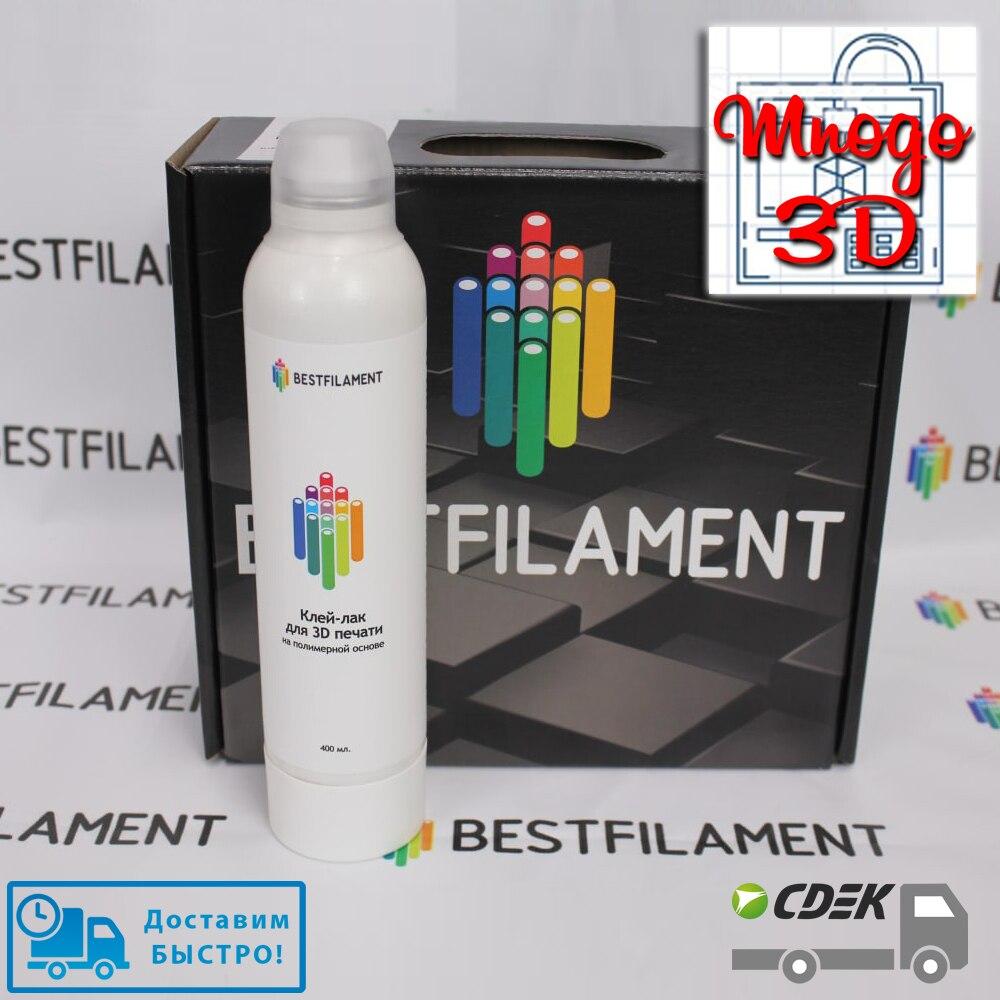 Клей-лак для FDM 3D печати BestFilament