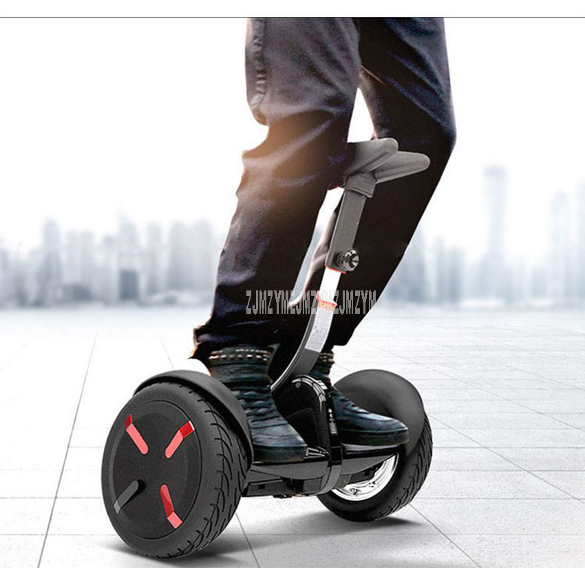 New Intelligent Self Balancing Electric Scooter with 30km Mileage and 18km/h Max Speed 4