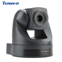 Tenveo HD10SDI 10x Optical Zoom 1080p SDI Camera Video Conference Camera HD SDI HDMI DVI YPbPr Output PTZ Camera for Projector