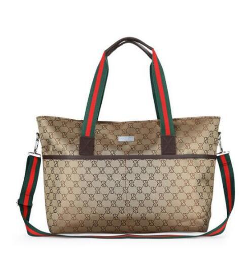 Diaper Bag Mummy Maternity Brand Large Capacity Baby Bag Travel Messenger Designer Nursing Bag For Baby Care Mother Shoulder Bag