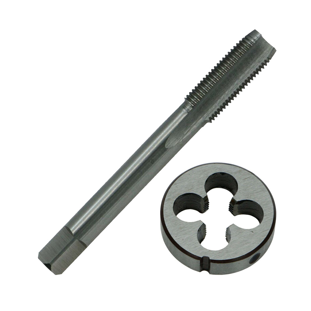 M9 x 0.75 mm Pitch Thread Metric HSS Right Hand Tap Useful Thread Tool