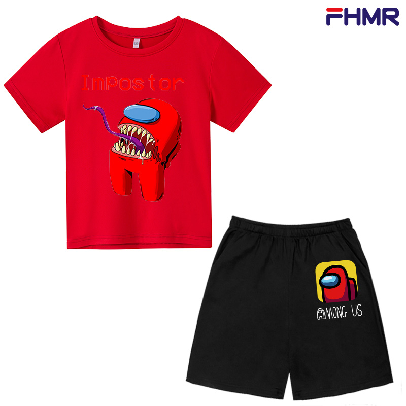Summer Boys Clothes Suit Baby Girl Outfits 100% Cotton Top+Pant 2PCS Set Infant Newborn Clothing 4 6 8 10 12 14 Year