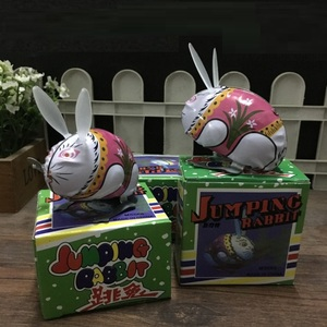 1Pcs Kids Classic Tin Wind Up