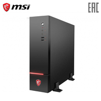 ПК игровой MSI Codex S 9SA-082XRU Intel Core i5-9400F/8192Mb/1T HDD+256GB SSD/GTX1650 4GB/DOS Black (9S6-B92711-082)