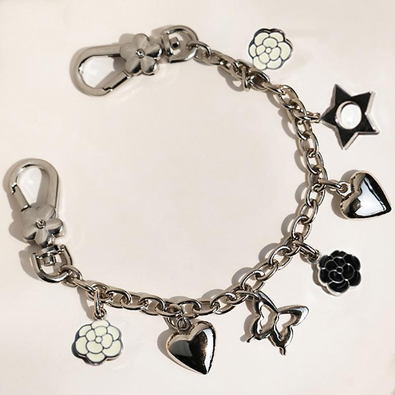 Diy Decoration Chains Short 25cm, 30cm, 35cm Silver Chains For Designer Bags, Purses, Clutches, Handbags Accessories Fashion