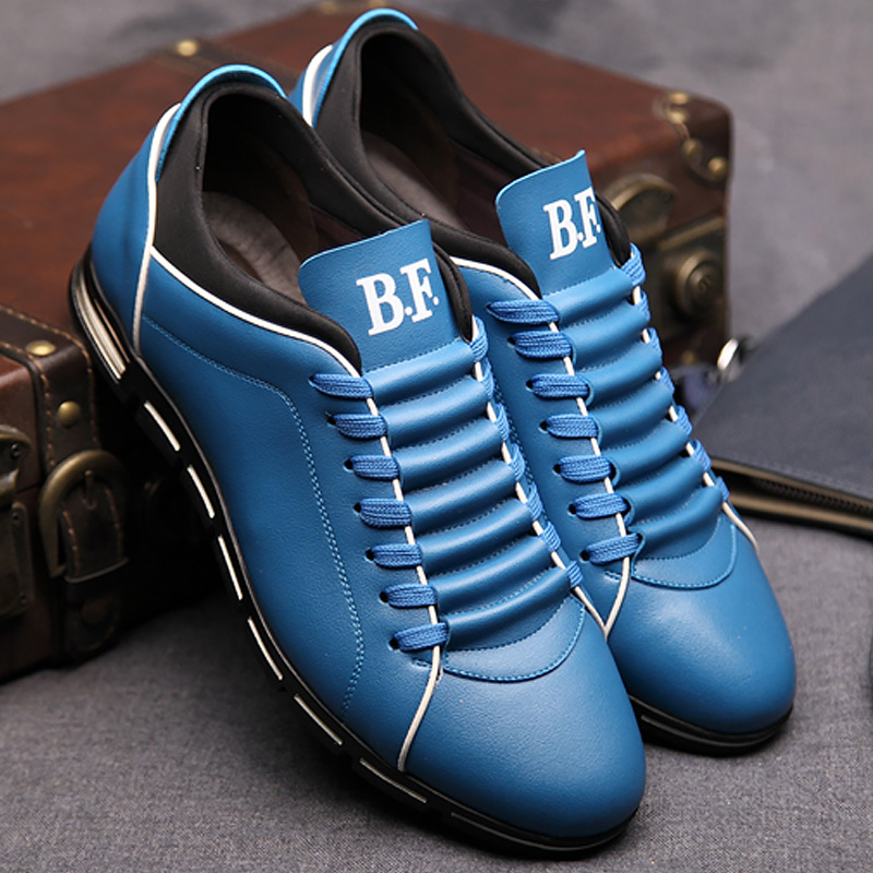 Leather Sneakers Male Casual Shoes Youth Dropshipping Comfort Sneakers Mens Autumn Shoes Solid Superstar Bread Sneakers Man