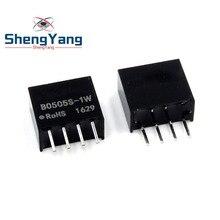 B0505S-1W при напряжении от 5 В до 5 В пост конвертер постоянного тока питания модуля преобразователя 1000VDC изоляции