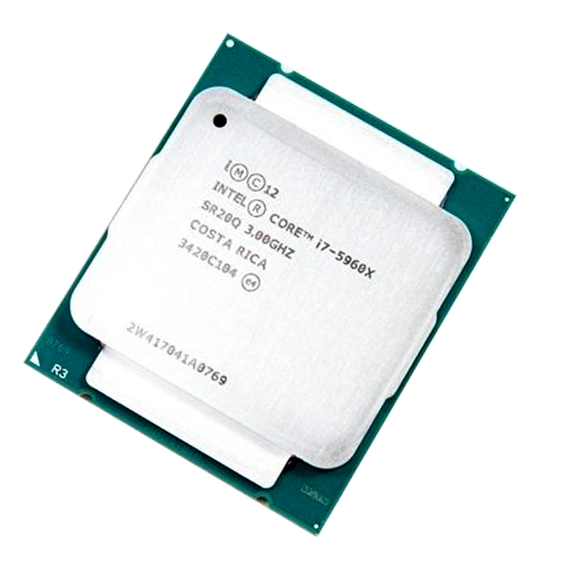 Original <font><b>Intel</b></font> CPU <font><b>CORE</b></font> <font><b>I7</b></font> <font><b>5960X</b></font> Extreme Edition Processor <font><b>i7</b></font> <font><b>5960X</b></font> 3.00GHz 20M 8-<font><b>Cores</b></font> <font><b>i7</b></font>-<font><b>5960X</b></font> Socket2011-3 free shipping image