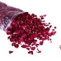 Романтические Натуральные сушеные лепестки роз, 100 г/200 г, лепестки сухих цветов для ванны, спа, отбеливающий душ, товары для ароматерапии и к...