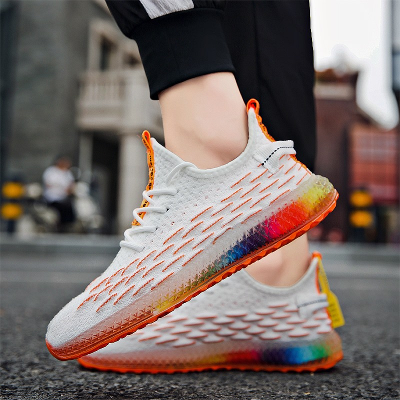 2019 Fashion New Colorful Official Original Yeezys Air 350 Boost V2 Men's Running Shoes Slip Ons Boy Sneakers Cushion Classic