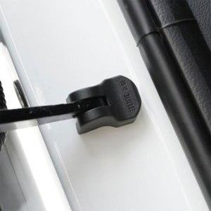 Image 2 - Türschloss Überprüfen Arm Kappe Abdeckung Tür Stopper Abdeckung für Nissan X trail T32 Rogue Qashqai J11 Teana Altima murano Juke Almera Sentra