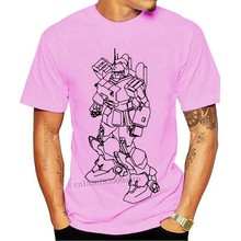 Men t-shirt Ez 8 Gundam tshirt Women t shirt