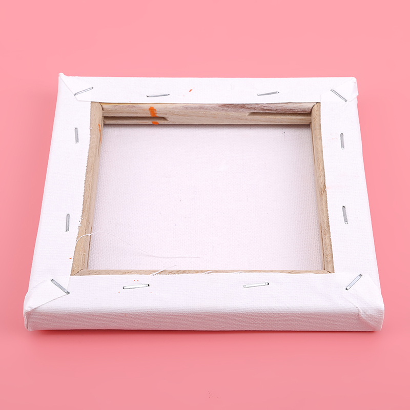 Mesa de plástico durable cubierta de pintura de tela para artes y artesanía