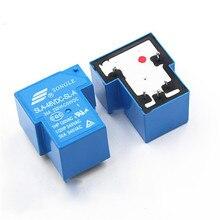 цена на 2pcs Relay sla-48vdc-sl-a (5-pin) one group conversion 30A 250VAC T90 48V