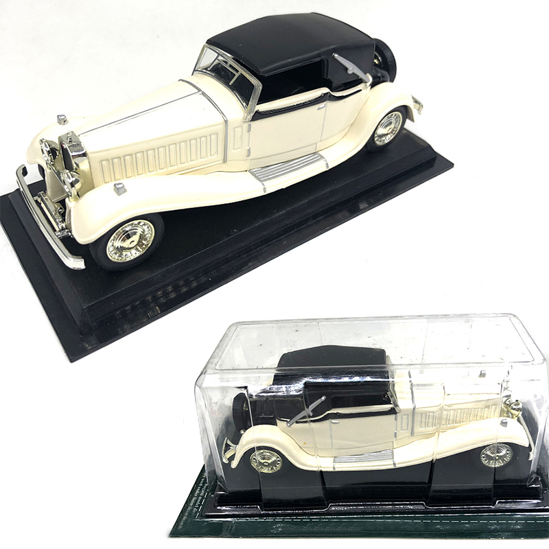 Special Price 1:43  Classic Classic Car Model  Alloy Car Model  Long 12cm  Collection Model