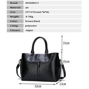 Image 4 - Luksusowe miękkie skórzane torby kobiety moda proste torebki dla kobiet 2019 nowe panie wysokiej jakości torba na ramię Bolsos Mujer