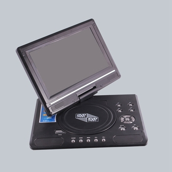 Top 9.8-inch Portable Mobile DVD with HD Mini TV Player