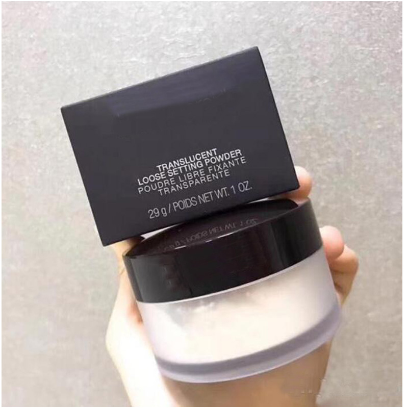 Laure Merciers Face Powder Loose Setting Powder Long-lasting Moisturizing Face Loose Powder Translucent Makeup Skin Color