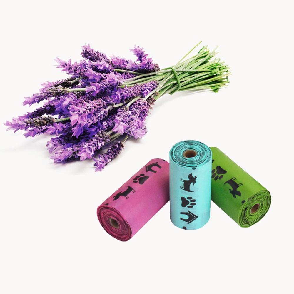 Biodegradable Dog Poop Bags Earth Friendly 18 48 Rolls 270 720 Counts Blue Green Pink Lavender