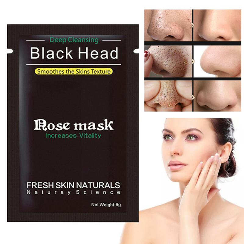 Blackhead Remover Nose Repair Face Mask Peel Off Deep Cleaning Acne Treatment Skin Care Purifying Facial Peeling Mask TSLM1