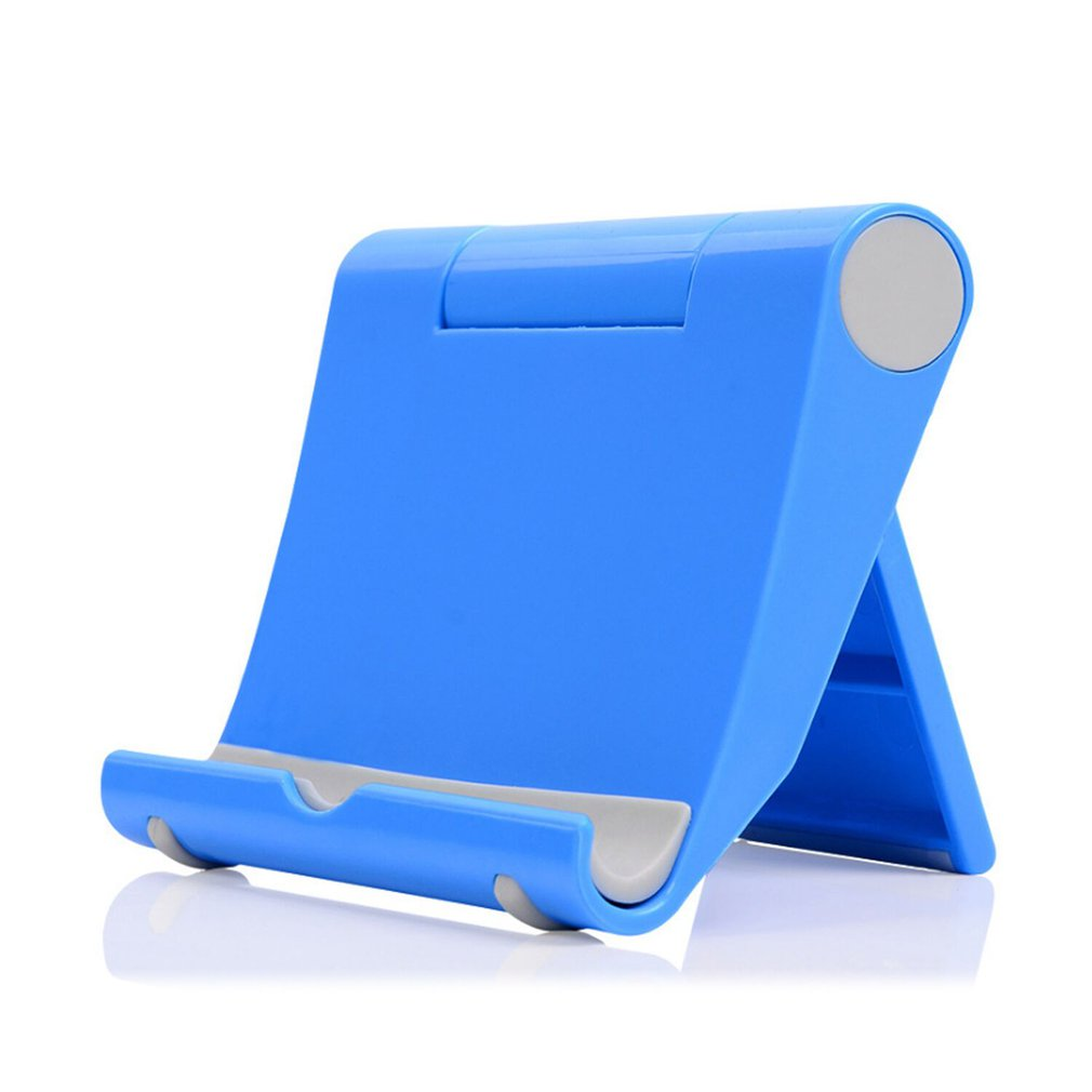 Tablet Holder For Ipad Desk Stand Folding Portable Clear For Xiaomi Mobile Phone Holder For IPhone Metal Tablets