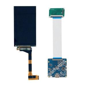 Image 5 - LS055R1SX03 5.5 אינץ 2k IPS LCD מודול 2560*1440 LCD מסך תצוגת HDMI כדי MIPI לוח עבור VR LCD WANHAO D7 3d מדפסת מקרן