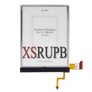 Image 1 - NEUE Original E Tinte Perle HD Display ED060XCD mit hintergrundbeleuchtung keine touch für ebook leser ersatz
