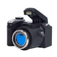 HD 1080P Video Recorder 33 Million Pixel SLR USB Digital Camera Anti Shake Led 3 Lens Wide Angle Auto Focus Professional