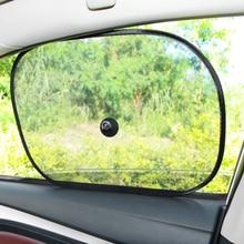 Автомобильный оконный солнцезащитный козырек для автомобиля-Стайлинг для hyundai ix35 iX45 iX25 i20 i30 Sonata Verna Solaris Elantra Tucson