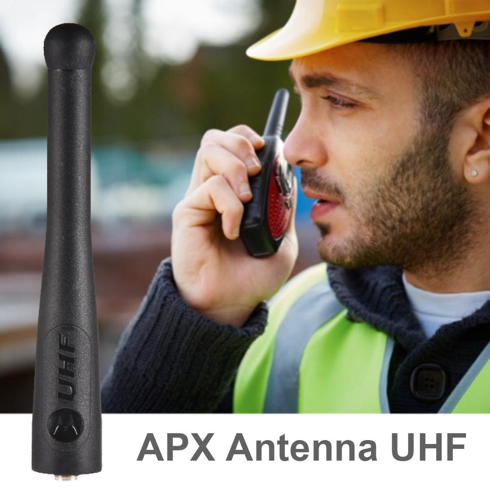 For Walkie Talkie Antenna UHF APX Digital Machine Antenna UHF+GPS XTS3000 XTS5000 APX7000 <font><b>XTS2500</b></font> 450-527 For Motorola Stubby image