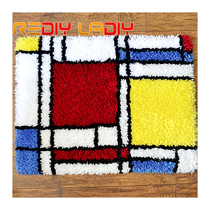 Latch Hook Rug Kits Make Your Own