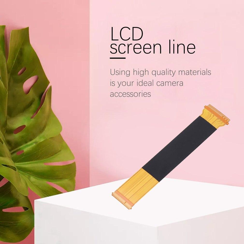 Lcd Display/Screen Flex Cable Ribbon Part For Canon Legria Mini Camera Camcorder Camera Repair Accessories