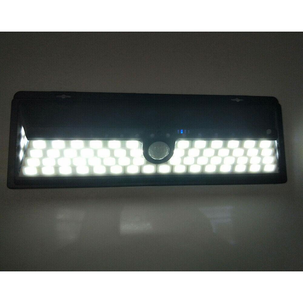 SUNYIMA LED zewnętrzna lampa ścienna na energię słoneczną wodoodporny czujnik ruchu PIR światło ogrodowe zasilany energią słoneczną reflektor światło słoneczne światła uliczne